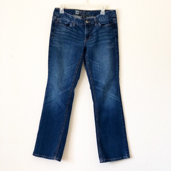 mossimo Denim - Mossimo boot cut Denim Jeans / Size 10 S
